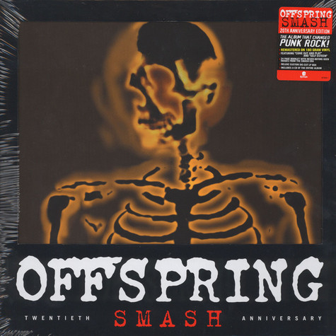 Offspring, The - Smash 20th Anniversary Edition