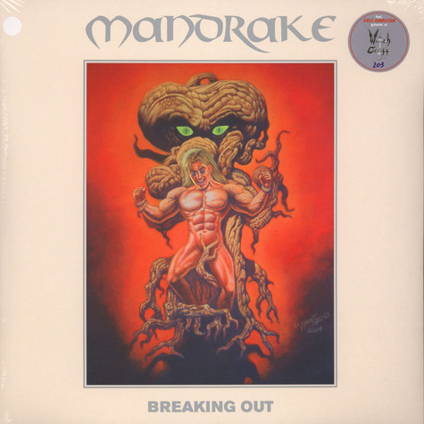 Mandrake - Breaking Out Colored Vinyl Edition