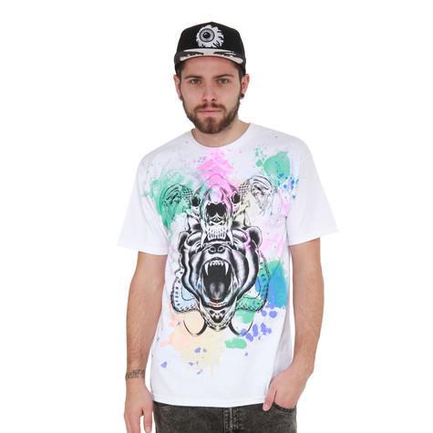 Mishka x Kid Robot - Kid Robot D.A. Watercolor T-Shirt