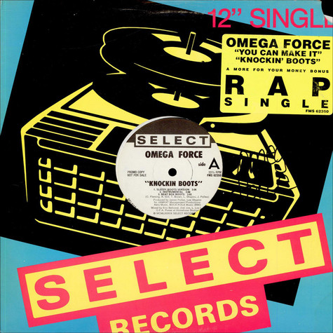 Omega Force - Knockin Boots