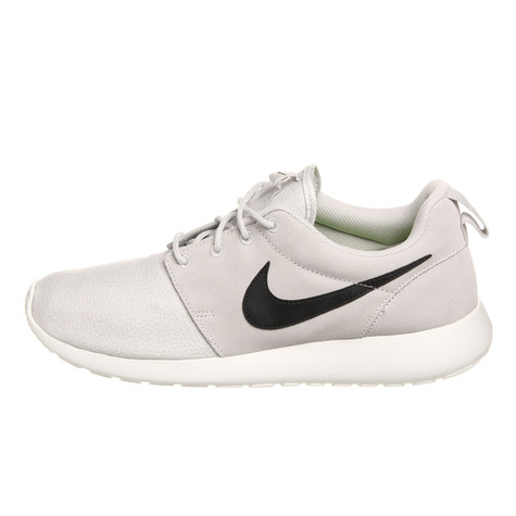 b9b835210fce Nike - Roshe Run Suede (Light Ash Grey   Black   Summit White   Volt ...