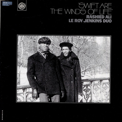 Rashied Ali / Leroy Jenkins - Swift Are The Winds Of Life