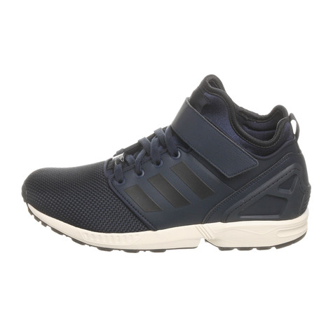 9cd4cfef090d adidas - ZX Flux NPS Mid (Dark Blue   Core Black   Collegiate Navy ...