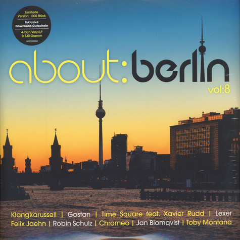 About:Berlin - Volume 8