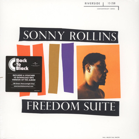 Sonny Rollins - Freedom Suite Back To Black Edition