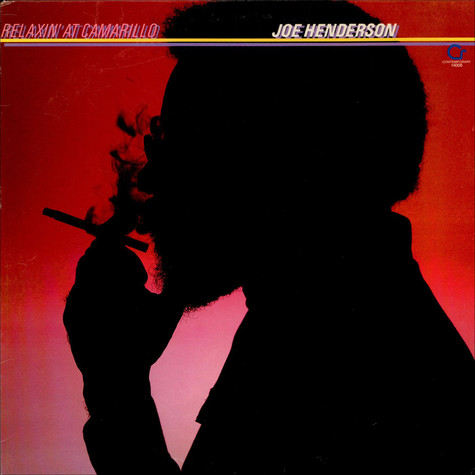 Joe Henderson - Relaxin' At Camarillo