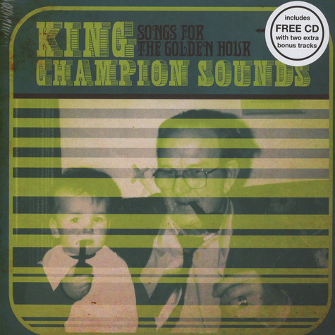 King Champion Sounds - Songs For The Golden Hour