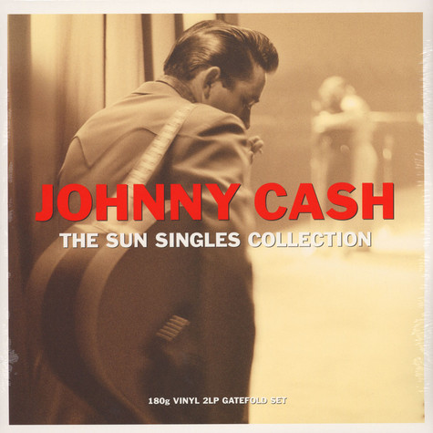 Johnny Cash - The Sun Singles