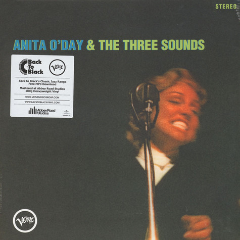 Anita O'Day - And The Three Sounds Back To Black Edition