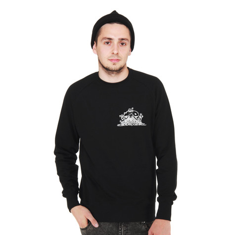 One United Power (1UP) - Two Hands Are Not Enough Crew Neck Sweater (limited Edition)