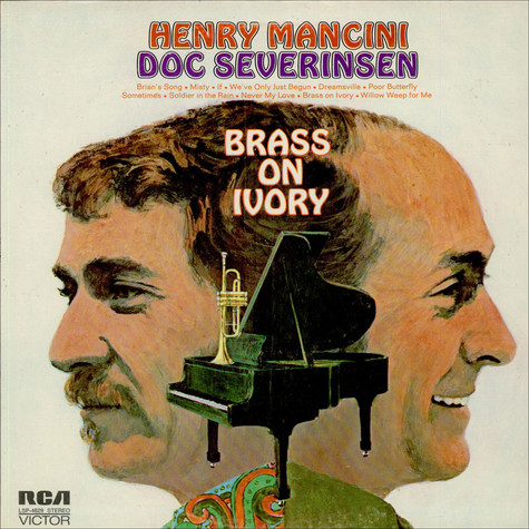Henry Mancini & Doc Severinsen - Brass On Ivory