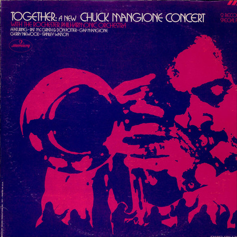 Chuck Mangione & Rochester Philharmonic Orchestra - Together: A New Chuck Mangione Concert
