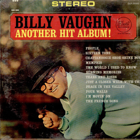 Billy Vaughn - Another Hit Album!