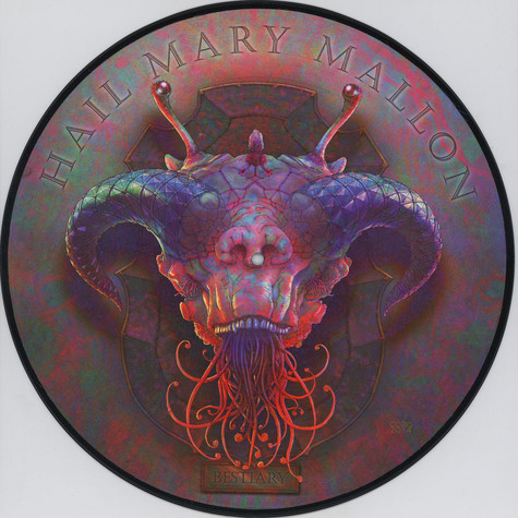 Hail Mary Mallon (Aesop Rock, Rob Sonic & DJ Big Wiz) - Bestiary Picture Disc