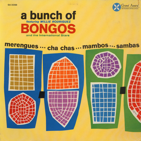 Grand Award All Stars, The - A Bunch Of Bongos