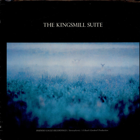 Donald Specht - The Kingsmill Suite