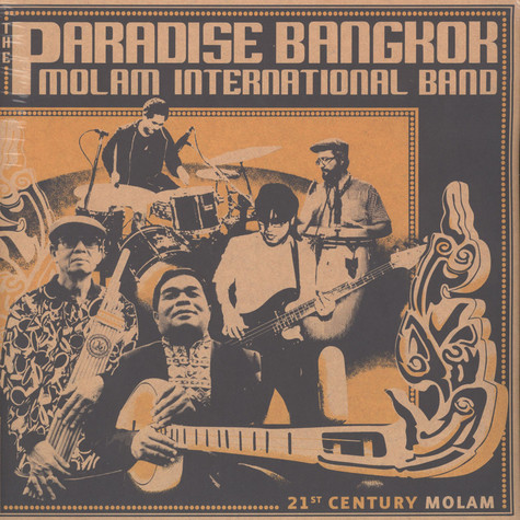 Paradise Bangkok Molam International Band, The - 21st Century Molam