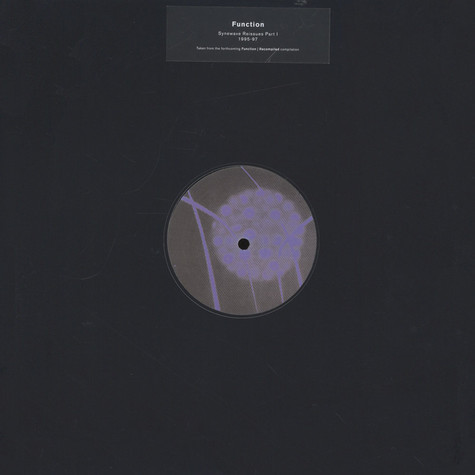 Function - Synewave Reissues 1: 1995-97