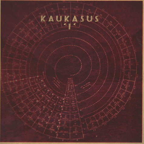 Kaukasus - I Colored Vinyl Edition