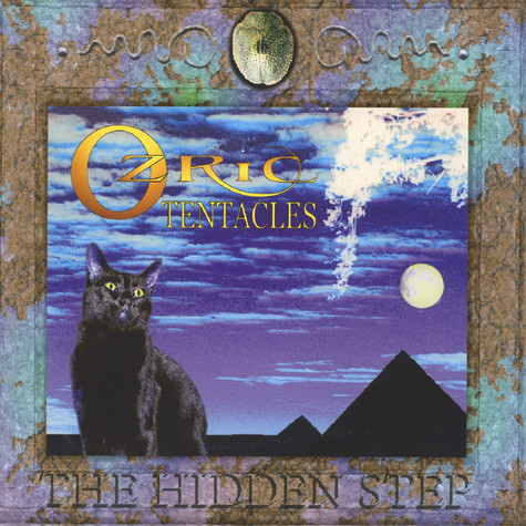 Ozric Tentacles - The Hidden  Step Colored Vinyl Edition