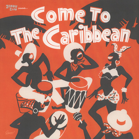V.A. - Come To The Carribean