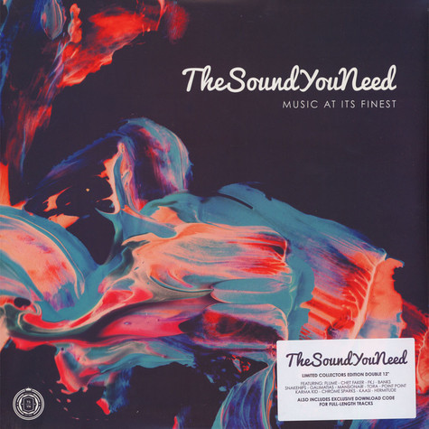 V.A. - The Sound You Need