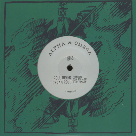 Alpha & Omega - Roll River Jordan Roll featuring Dillinger & Don Goliath