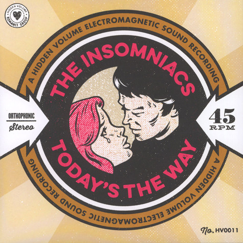 Insomniacs - Today's The Way