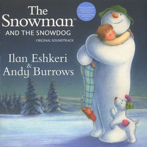 Ilan Eshkeri & Andy Burrows - OST The Snowman & The Snowdog