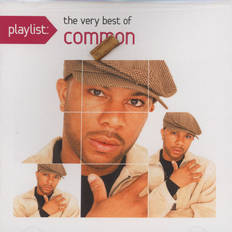 Common - Playlist: The Very Best Of Common