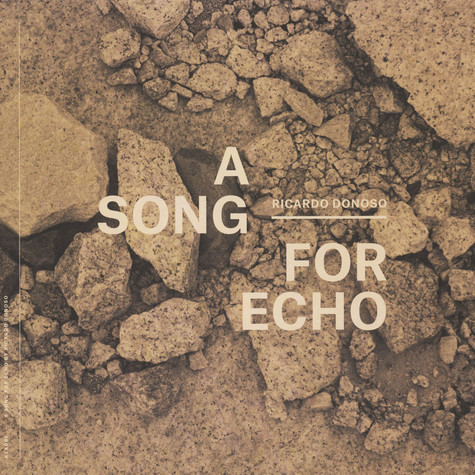 Ricardo Donoso - Song For Echo