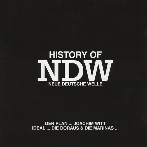 V.A. - The History Of NDW