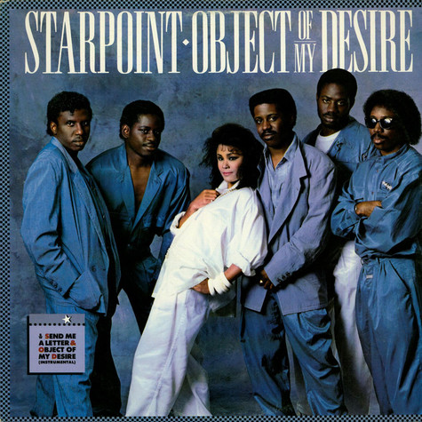 Starpoint - Object Of My Desire