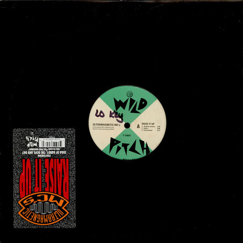 Ultramagnetic MC's - Raise It Up / The Saga Of Dandy, The Devil And Day