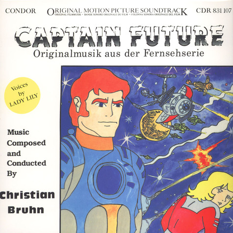 Christian Bruhn - OST Captain Future