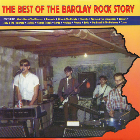 V.A. - The Best Of The Barclay Rock Story