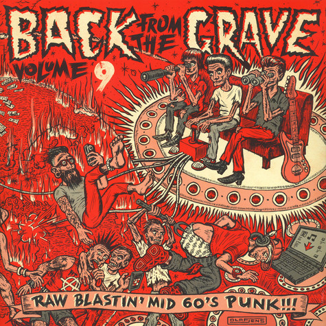 V.A. - Back From The Grave Volume 9
