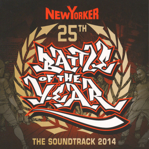 Battle Of The Year - The Soundtrack 2014