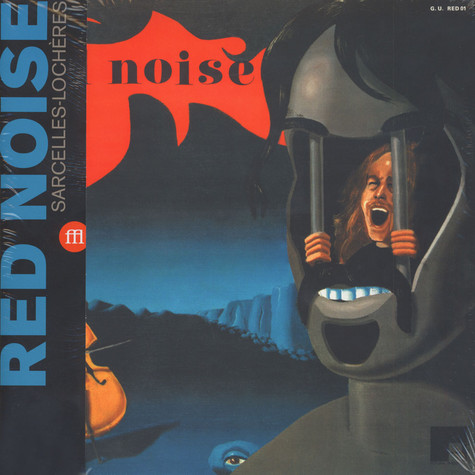 Red Noise - Sarcelles-Lochères Blue Vinyl Edition