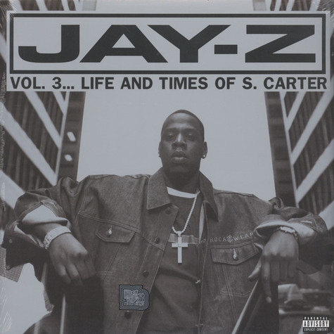 Jay Z - Volume 3 ... Life And Times Of S. Carter 30th Anniversary Reissue