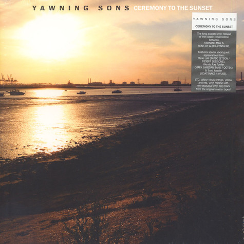 Yawning Sons - Ceremony To The Sunset Yellow Vinyl Edition