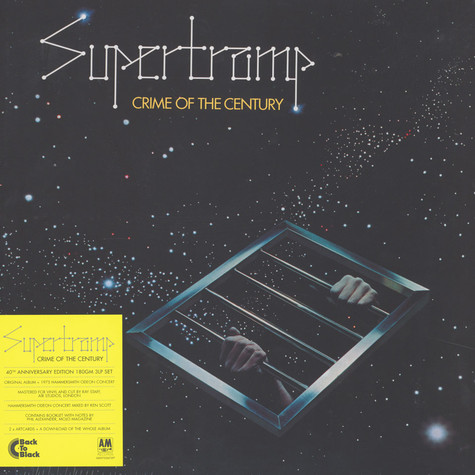 Supertramp - Crime Of The Century 40th Anniversary Edition