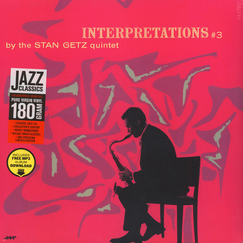 Stan Getz Quintet - Interpretations #3