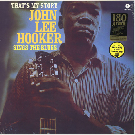 John Lee Hooker - That's My Story