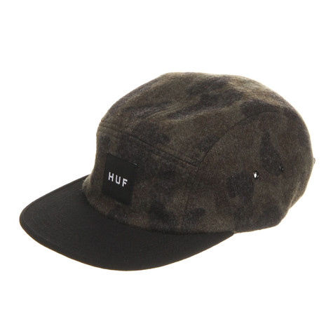 HUF - Melton Camo Volley Cap