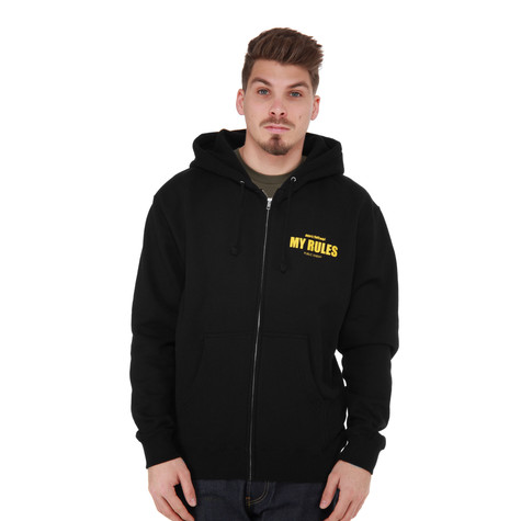 Obey x Glen Friedman - Public Enemy Zip-Up Hoodie