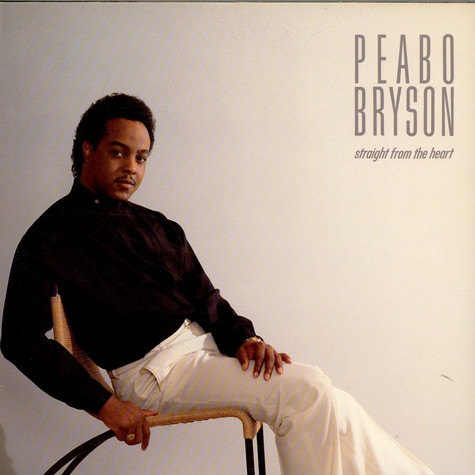 Peabo Bryson - Straight From The Heart
