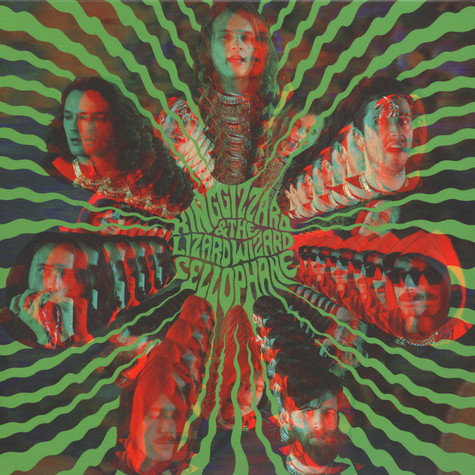 King Gizzard & The Lizard Wizard - Cellophane