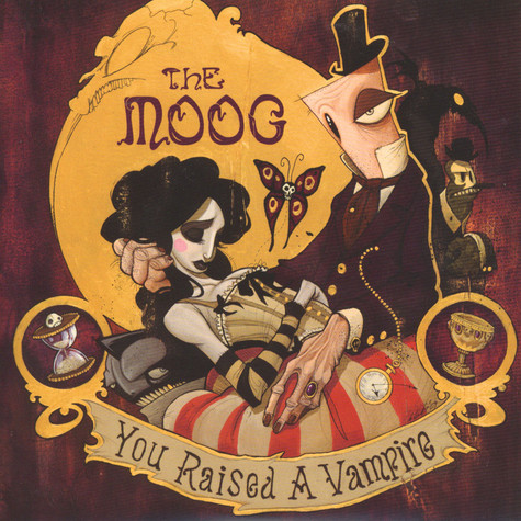 Moog, The - You Raised A Vampire / The Passion Of Lovers