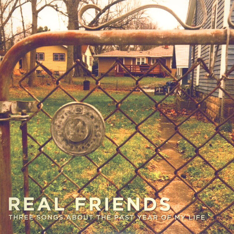 Real Friends - Three Songs About The Past Year Of My Life